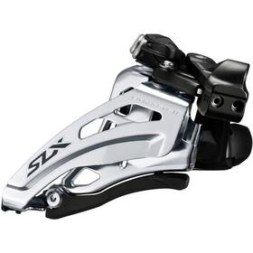 Shimano SLX FD-M7000 Umwerfer Schelle tief 2x11 Side Swing schwarz
